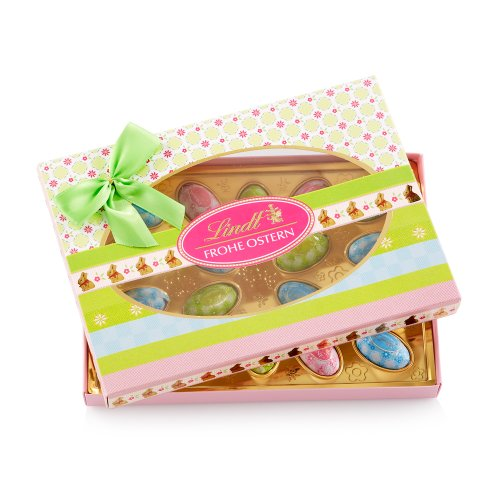 Lindt Chocolate Happy Easter Gift Box, 7.5 Ounce