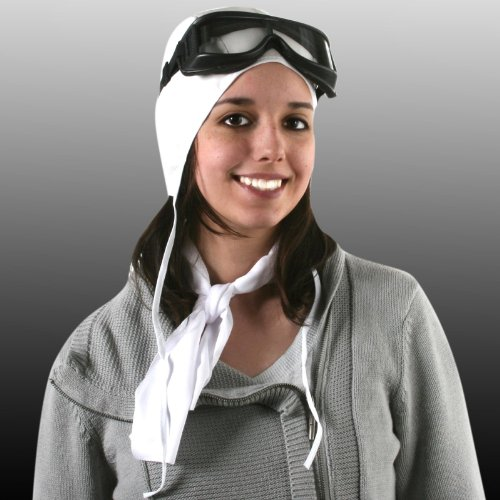 Forum Novelties Inc. Women's Heroes History - Amelia Earhart Accessory Kit