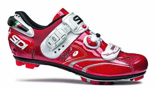 SIDI Men's Dragon 2 C Srs Vernice Red Cycling Shoe 74933 Red 6 UK