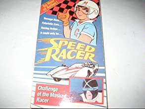 Speed Racer Challenge of the Masked Racer