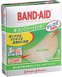「バンドエイド」 キズパワーパッドTMひじ・ひざ保護用 3枚
