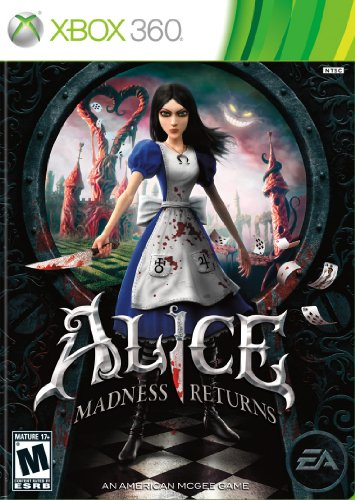 Alice: The Madness Returns(輸入版)
