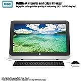 """2016 Newest HP 21.5"""" All-in-One Desktop (Intel Celeron N3050, 4GB Ram, 500GB HDD, Windows 10, DVD Drive, HDMI,..."""