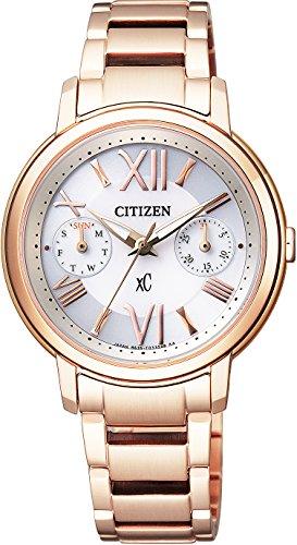 [シチズン]CITIZEN 腕時計 xC クロスシー エコ・ドライブ FD1092-59A レディース