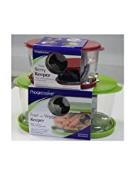 Progressive Berry Fruit and Veggie Keeper Set by Progressive int