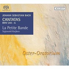 """Bleib bei uns, denn es will Abend werden, BWV 6: Aria """"Jesu, lass uns auf dich sehen"""""""