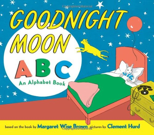 Goodnight Moon Abc Board Book: An Alphabet Book front-773170