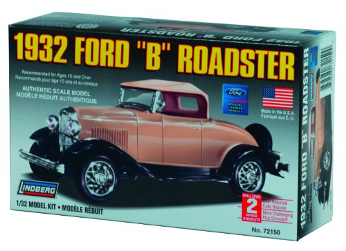 "Lindberg 1:32 scale 1932 Ford ""B"" Roadster"