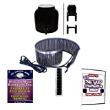 KKamp Continuous Brew Kombucha BREWER ONLY - Black w/ Stand + Essential Heat Strip