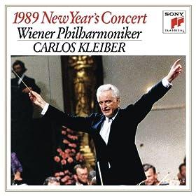 Neujahrskonzert / New Year's Concert 1989 [Clean]