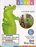 1 X 3D Bop Bag Blow up Inflatable Alligator