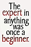 Posterboy 'Expert - Beginner' Poster