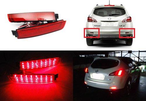 2-x-luffy-rojo-lente-rear-bumper-reflector-led-cola-parada-de-luz-de-freno-para-nissan-juke-murano-i