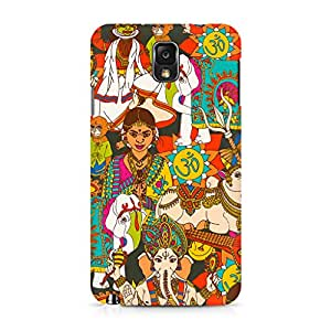 Uptown 18 Back Cover for Samsung Galaxy Note 3