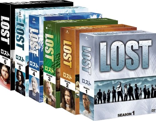 LOST (シーズン1-6) コンパクト BOX 全巻セット [DVD]