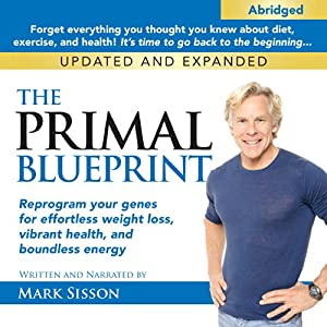The Primal Blueprint Hörbuch