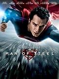 Man of Steel (Single Disc DVD + UltraViolet Digital Download)