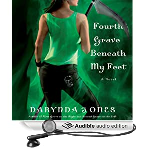 Fourth Grave Beneath My Feet: Charley Davidson, Book 4