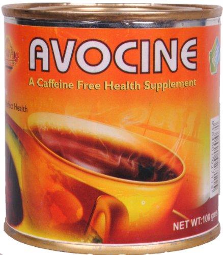 Avocine Avocado Seed Powder A Nutritious Caffeine Free