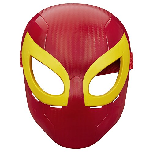 Marvel Ultimate Spider-Man Iron Spider Mask - 1