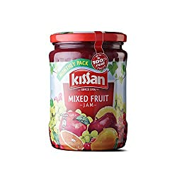 Kissan Mixed Fruit Jam Jar, 700g