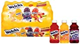 Welchs Drink Variety Pack - Fruit Punch Grape Orange-Pineapple Drink 10-Ounce Bottles (Pack of 24)