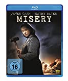 DVD Cover 'Misery [Blu-ray]