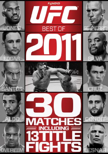 UFC: Best of 2011 [DVD]