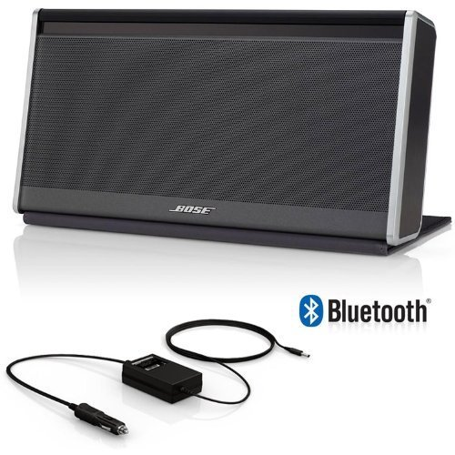 Bose® Soundlink® Bluetooth Mobile Speaker Ii Nylon & Car Charger (Bundle)