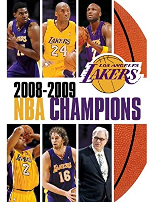 2008-2009 NBA Champions - Los Angeles Lakers