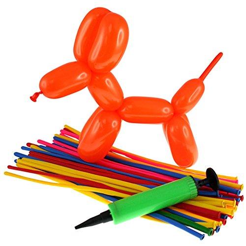 Fare Retro Party Balloon Animal Modelling Kit - Boxed