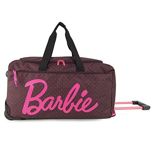 (バービー) Barbie ローリングボストンバッグ リズドット 45918