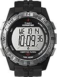 Timex Men's T49851 Expedition Rugged Digital Vibration Alarm Black Resin Strap Watch