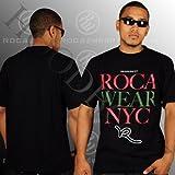 Rocawear BLOCKS UP T-Shirt black