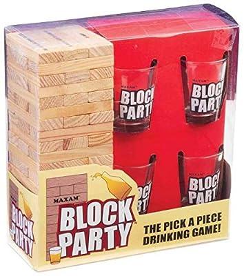 Maxam Block Party Game