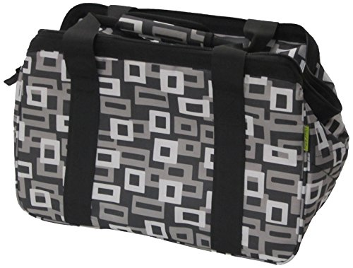 JanetBasket Montage Eco Bag, 18 by 10 by 12-Inch from JanetBasket