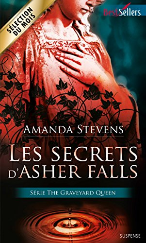 The Graveyard Queen, Tome 2 : Les secrets d'Asher Falls 51aHn0JDk9L._