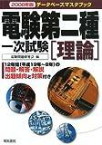 電験第二種一次試験理論 2008年版 (2008) (データベースマスタブック)