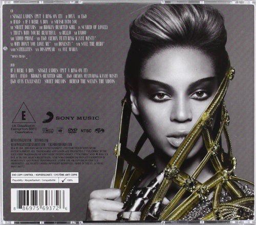 Beyoncé Deluxe Beyoncé: Beyoncé Album: «I Am...Sasha Fierce (Platinum Edition
