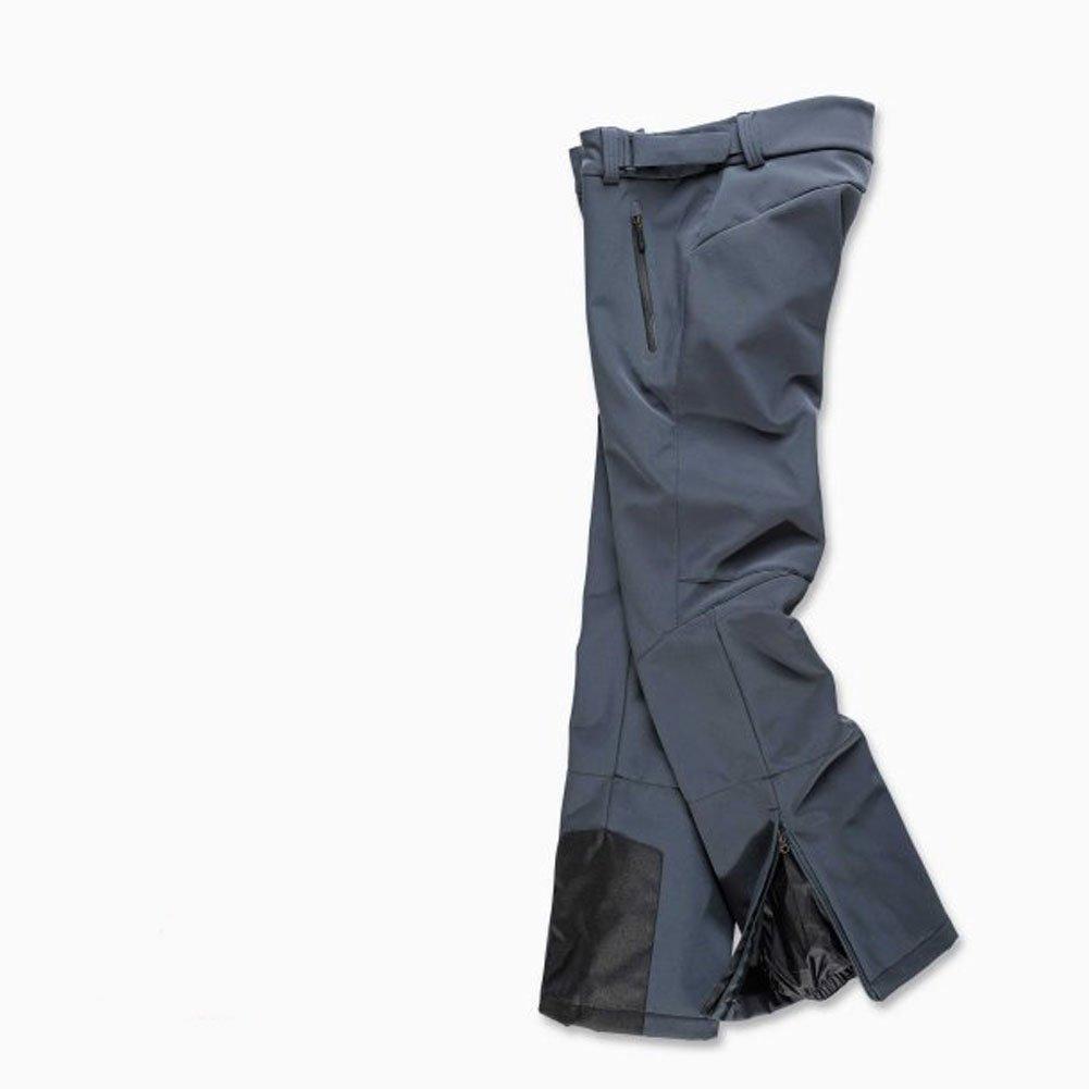 Herren Softshell Skihose Größe: L 52-54 Grau Schmutz und wasserabweisend Shamp Speed jetzt bestellen