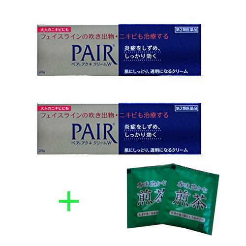 Lion Pair Medicated Acne Care Cream W 24g - 2pcs