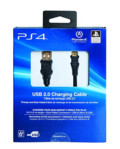 playstation 4 usb cable