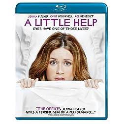 A Little Help [Blu-ray]