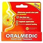 Oralmedic Mouth Ulcer Treatment - 2 x...