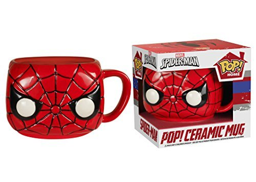Funko POP Marvel Spider-Man Ceramic Mugs