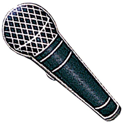 microphone-lapel-pin