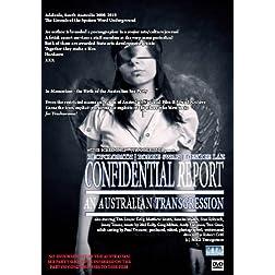 Confidential Report: an Australian Transgression