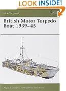 British Motor Torpedo Boat 1939-45 (New Vanguard)