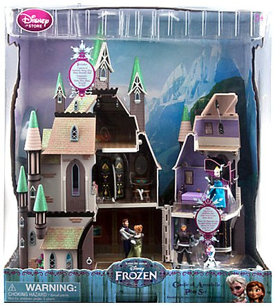 Disney Frozen Exclusive Playset Castle of Arendelle