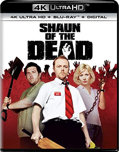 4K Blu-ray : Shaun Of The Dead (2 Discos)